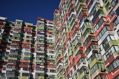 Κτήριο hagh-ανόδου Στοκ Φωτογραφία