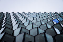 Κτήριο Harpa Στοκ Εικόνες
