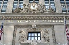 Κτήριο Helmsley, Νέα Υόρκη Στοκ φωτογραφία με δικαίωμα ελεύθερης χρήσης