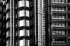 Κτήριο Lloyd, Λονδίνο Στοκ εικόνα με δικαίωμα ελεύθερης χρήσης