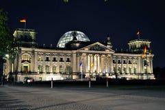 Κτήριο Reichstag Στοκ Εικόνες