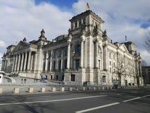 Κτήριο Reichtag στοκ φωτογραφίες