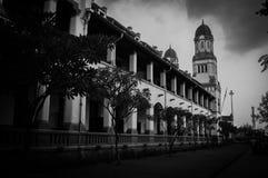 Κτήριο sewu Lawang στοκ εικόνες