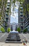 Κτήριο Sohu Στοκ εικόνες με δικαίωμα ελεύθερης χρήσης