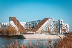 8 κτήριο Tallet σε Vestamager/την Κοπεγχάγη στοκ εικόνα