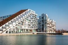 8 κτήριο Tallet σε Vestamager/την Κοπεγχάγη στοκ φωτογραφία με δικαίωμα ελεύθερης χρήσης