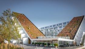8 κτήριο Tallet σε Vestamager/την Κοπεγχάγη στοκ φωτογραφίες με δικαίωμα ελεύθερης χρήσης