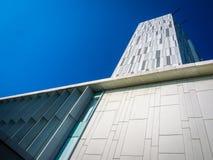 Κτίριο γραφείων νοσοκομείων Στοκ εικόνες με δικαίωμα ελεύθερης χρήσης