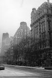 Κτίριο γραφείων πόλεων της Νέας Υόρκης Στοκ Φωτογραφία