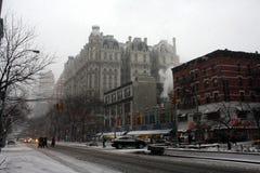 Κτίριο γραφείων πόλεων της Νέας Υόρκης Στοκ Εικόνα