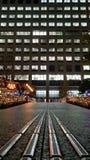 Κτίριο γραφείων σε Minato Τόκιο Στοκ Εικόνες