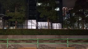 Κτίριο γραφείων σε Minato Τόκιο στοκ φωτογραφίες με δικαίωμα ελεύθερης χρήσης