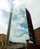 Κτίριο γραφείων στο Καράκας Βενεζουέλα Στοκ Εικόνες