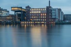 Κτίριο γραφείων του Βερολίνου Στοκ εικόνα με δικαίωμα ελεύθερης χρήσης