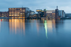 Κτίριο γραφείων του Βερολίνου Στοκ Εικόνες