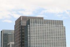 Κτίριο γραφείων του Τόκιο Στοκ Εικόνα