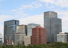 Κτίριο γραφείων του Τόκιο στοκ φωτογραφία με δικαίωμα ελεύθερης χρήσης