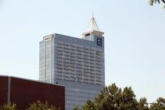 Κτίριο γραφείων PNC Plaza Raleigh, βόρεια Καρολίνα, ΗΠΑ τράπεζας PNC Στοκ Εικόνες