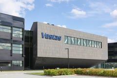 Κτίριο γραφείων Vestas και heaquarter στο Ώρχους, Δανία Στοκ Εικόνες