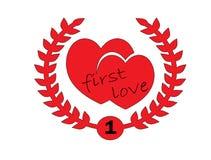 Κτυπήστε την αγάπη ελεύθερη απεικόνιση δικαιώματος