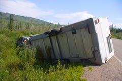 κτυπημένο ρυμουλκό Στοκ φωτογραφία με δικαίωμα ελεύθερης χρήσης