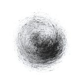 κτύπημα σφαιρών βουρτσών Στοκ φωτογραφίες με δικαίωμα ελεύθερης χρήσης