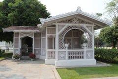 Κτύπημα PA στο παλάτι παλατιών, Ayutthaya, Ταϊλάνδη Στοκ Εικόνες