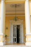 Κτύπημα PA στο παλάτι παλατιών, Ayutthaya, Ταϊλάνδη Στοκ Εικόνα