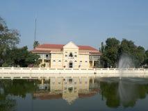Κτύπημα PA στο παλάτι στην Ταϊλάνδη Στοκ εικόνα με δικαίωμα ελεύθερης χρήσης