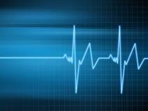 κτύπος της καρδιάς Στοκ Φωτογραφία