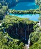 Εθνικό πάρκο λιμνών Plitvice (Κροατία) Στοκ εικόνα με δικαίωμα ελεύθερης χρήσης