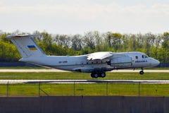 Κυβέρνηση Antonov ένας-74 της Ουκρανίας Στοκ Εικόνες