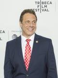 Κυβερνήτης Andrew Cuomo της Νέας Υόρκης Στοκ Φωτογραφία