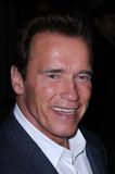 Κυβερνήτης Arnold Schwarzenegger Στοκ εικόνες με δικαίωμα ελεύθερης χρήσης