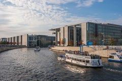 Κυβερνητική περιοχή του Βερολίνου Στοκ φωτογραφία με δικαίωμα ελεύθερης χρήσης