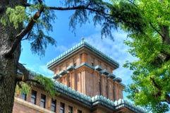 Κυβερνητικό κτήριο νομαρχιακών διαμερισμάτων Kanagawa Στοκ Φωτογραφία