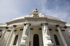 Κυβερνητικό κτήριο στο Καράκας, Βενεζουέλα Στοκ Εικόνες
