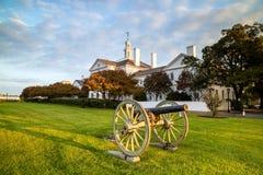 Κυβερνητικό κτήριο στο Ρίτσμοντ VA στοκ φωτογραφία με δικαίωμα ελεύθερης χρήσης
