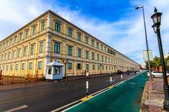 Κυβερνητικό τμήμα του κτιρίου Στοκ Εικόνες