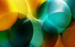 Κυκλικό αφηρημένο πρότυπο Στοκ φωτογραφία με δικαίωμα ελεύθερης χρήσης