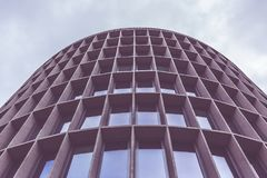 Κυκλικό κτήριο Στοκ Εικόνες