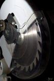 κυκλικό πριόνι στοκ εικόνα με δικαίωμα ελεύθερης χρήσης
