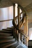 κυκλικό σκαλοπάτι Στοκ Φωτογραφία