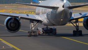 Κυκλοφορία αερολιμένων της Φρανκφούρτης απόθεμα βίντεο