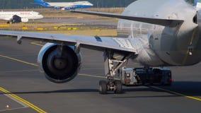 Κυκλοφορία αερολιμένων της Φρανκφούρτης φιλμ μικρού μήκους
