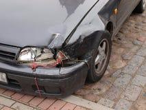 κυκλοφορία ατυχήματος Στοκ εικόνες με δικαίωμα ελεύθερης χρήσης