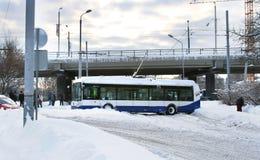 κυκλοφορία ατυχήματος Στοκ Εικόνα