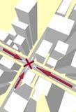 κυκλοφορία μαρμελάδας Στοκ Εικόνες