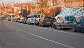 κυκλοφορία μαρμελάδας Στοκ φωτογραφία με δικαίωμα ελεύθερης χρήσης