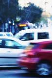 Κυκλοφορία πόλεων στοκ φωτογραφία με δικαίωμα ελεύθερης χρήσης